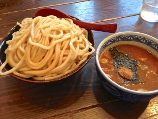 三田製麺所のつけ麺大盛り(400g) 700円